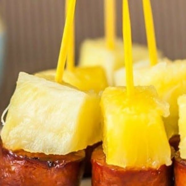 sausage and pineapple recipe