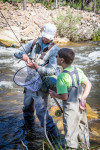 Our Estes Park Fly Fishing Trip