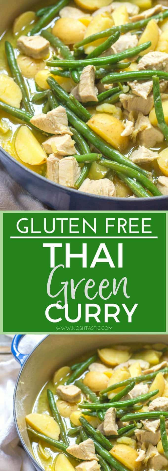 thai green curry paleo recipe - You might be wondering, is Thai Green Curry Gluten Free? Well this one is and it's very easy to make!