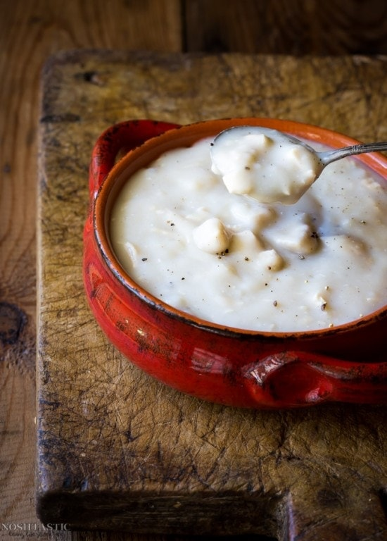 Healthy Gluten Free Cream Of Chicken Soup Paleo Amp Whole30 Option