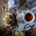 Gluten Free Blueberry Cake  {dairy free}