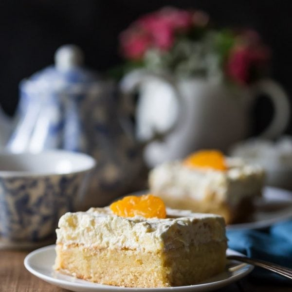 My Gluten Free Orange Cake can be made quickly and with very little effort, it's the ultimate comfort food!