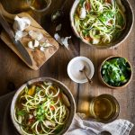 20 Minute Paleo Chicken Noodle  Soup