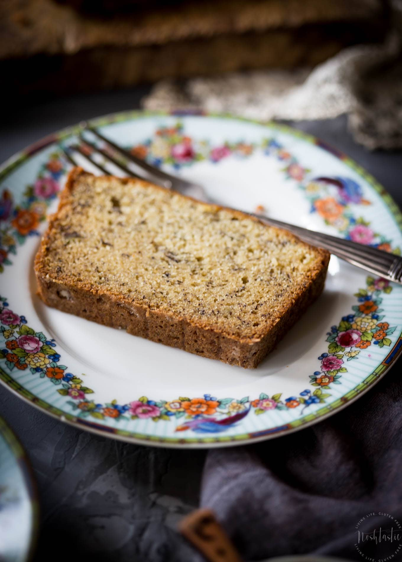A Healthy gluten free banana bread recipe is dairy free too! you can make it easily with bananas, gluten free flour, sugar and dairy free buttermilk!