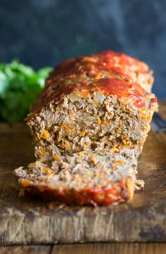 Best Paleo Meatloaf Recipe Whole30 Compliant