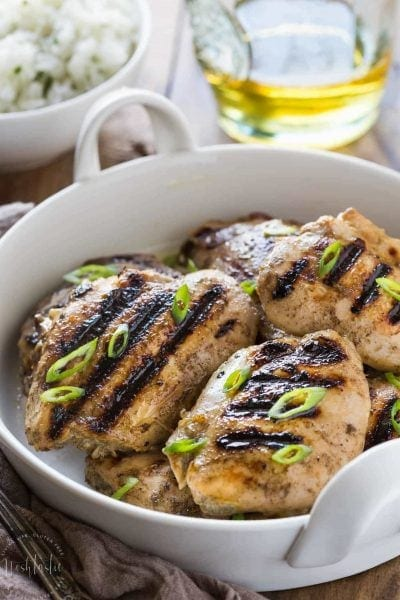 Paleo Jerk Chicken Recipe
