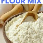 GLUTEN FREE FLOUR MIX RECIPE