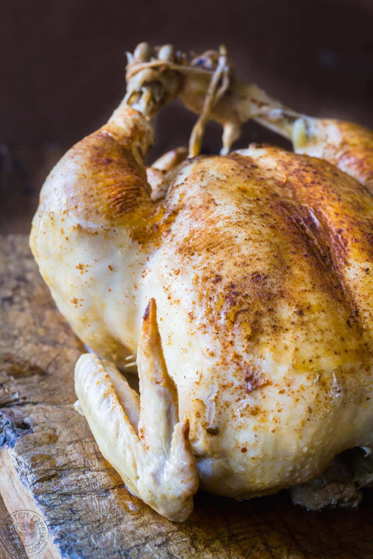 how to make rotisserie chicken in oven