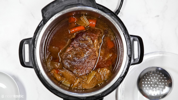 How to Make Instant Pot pot Roast - 6
