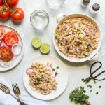 Tuna & White Bean Salad with Red Wine Vinaigrette