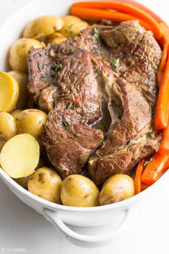 Easy Instant Pot Pot Roast In Less Than 1hr