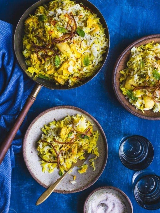 Perfect Chicken Biryani recipe!