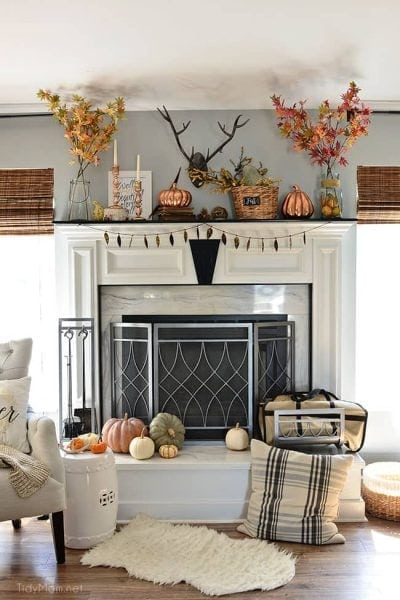 20 Creative Fall Decorating Ideas You'll Love