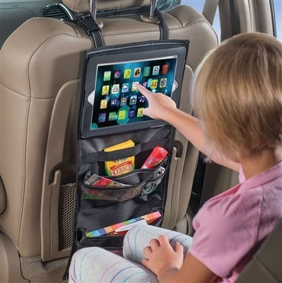 pocket seat car organizer