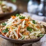 egg roll in a bowl instant pot