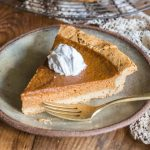 You must try this easy Paleo Pumpkin Pie recipe with a made from scratch Paleo pie Crust too!