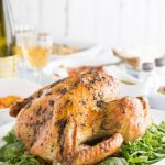 Paleo Thanksgiving Turkey with Fresh Herb Rub
