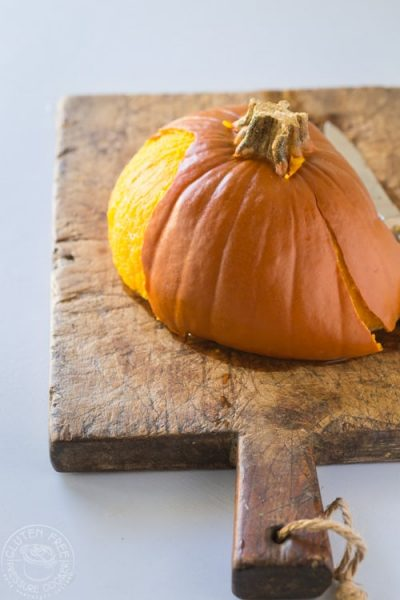 How to Cook Pumpkin in a Pressure Cooker