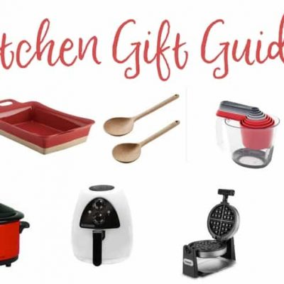 Kitchen Holiday Gift Guide 2017