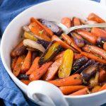 Paleo Glazed Carrots