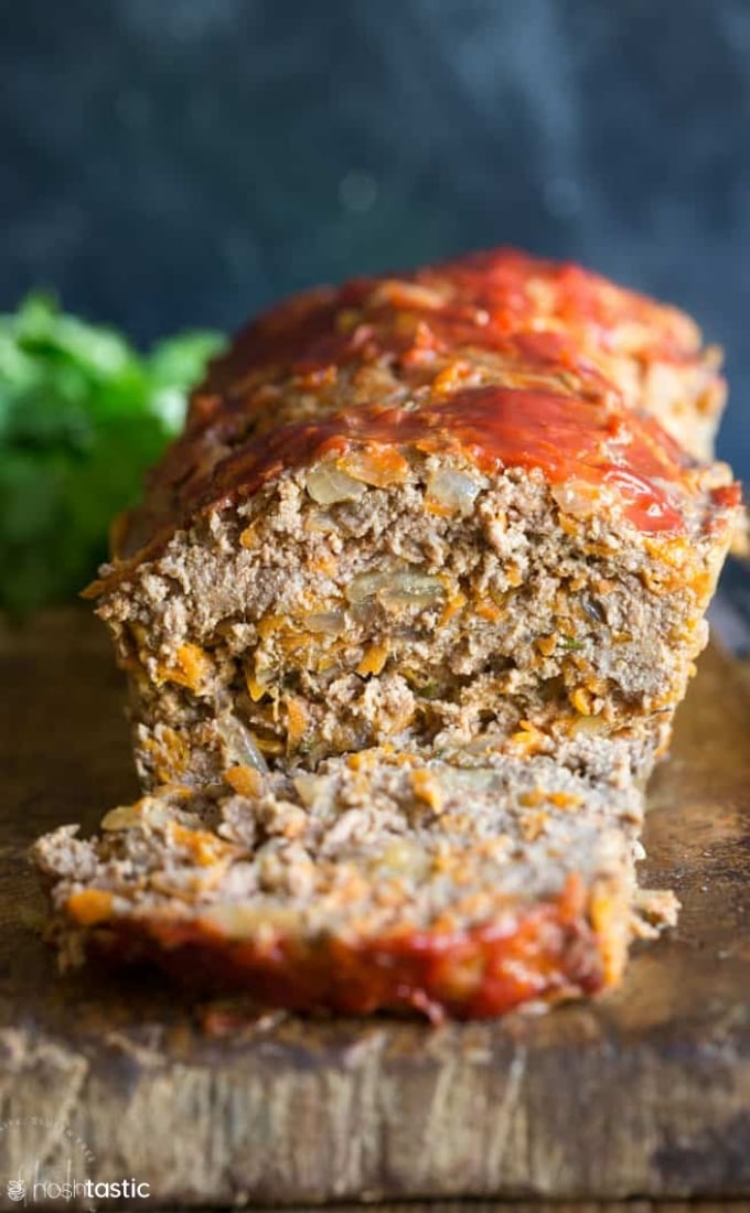 whole30 meatloaf recipe