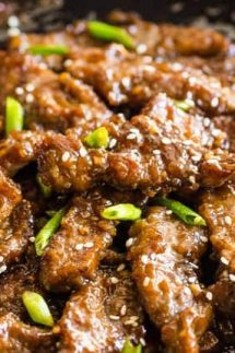 Mongolian Beef Recipe photo