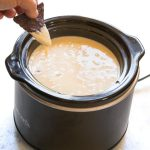 Restaurant style White Queso Dip Recipe