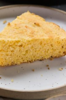 Skillet Cornbread Recipe photograph