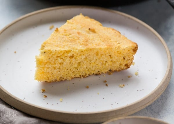 how to make cornbread without milk