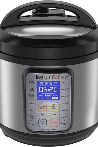 Instant Pot Duo Plus 9-in-1 Pressure Cooker Review