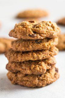 gluten free Oatmeal Raisin Cookie Recipe