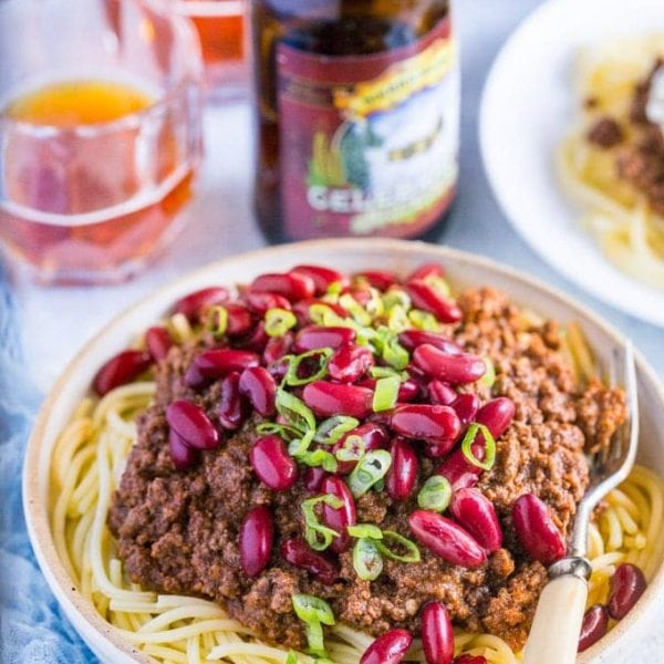 Pressure Cooker Cincinnati Chili recipe