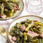 Pressure Cooker Collard Greens Recipe