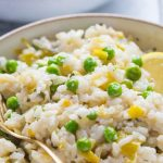 pressure cooker risotto with leeks recipe