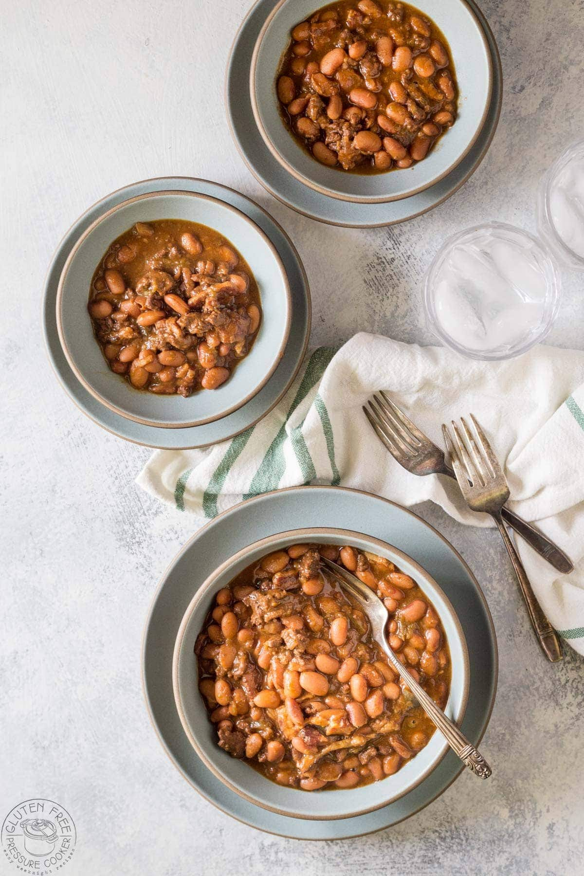 how to cook dried beans in instant pot