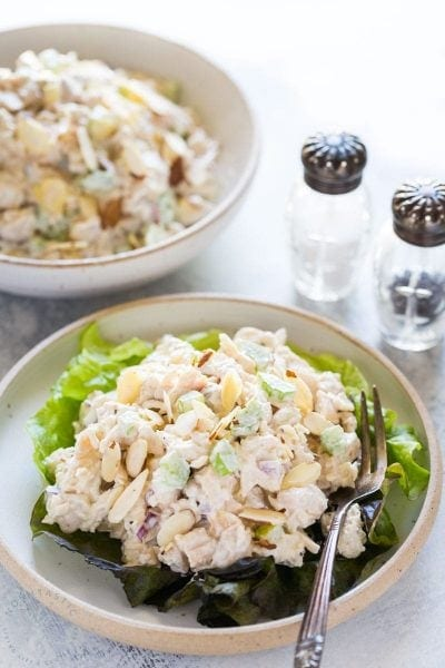 Low Carb Chicken Salad