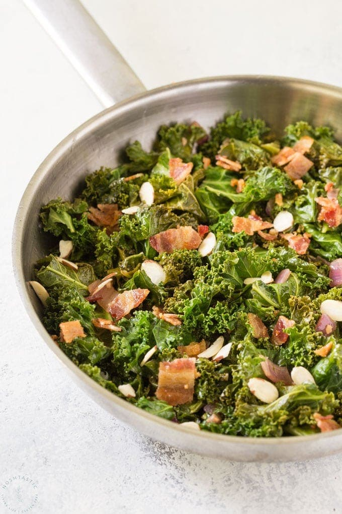 Best Sauteed Kale