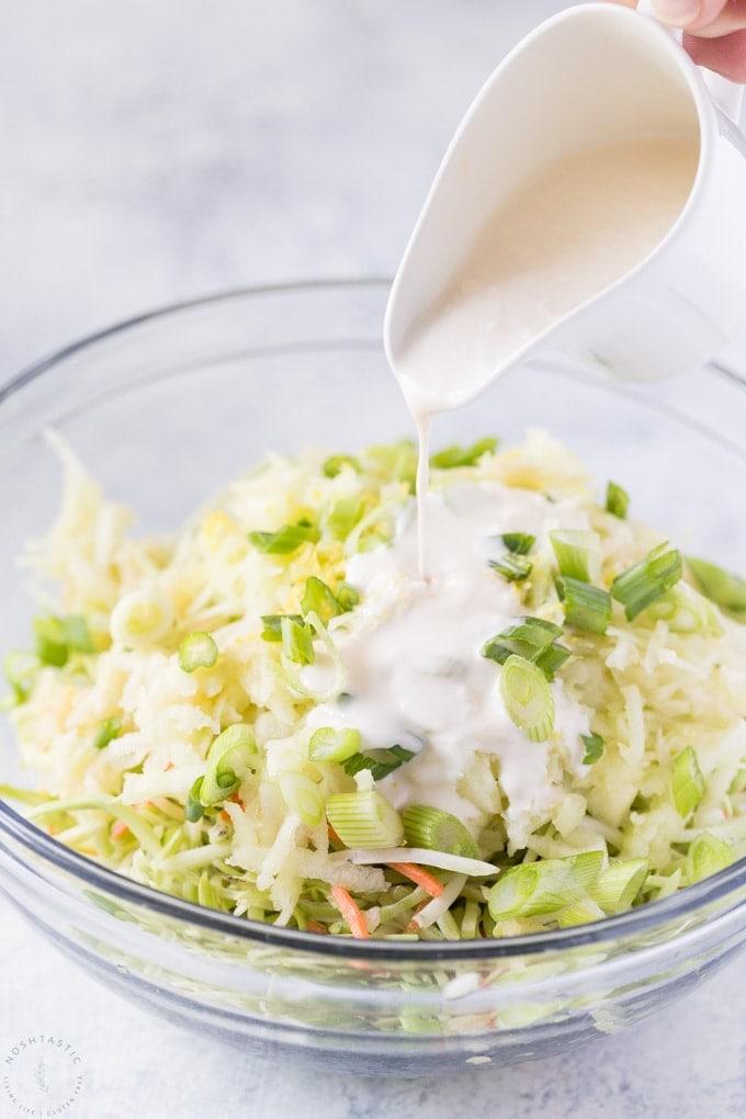 coleslaw dresssing