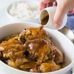 Instant Pot Chicken Adobo Recipe