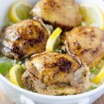 Instant Pot Greek Chicken Recipe, low carb, keto