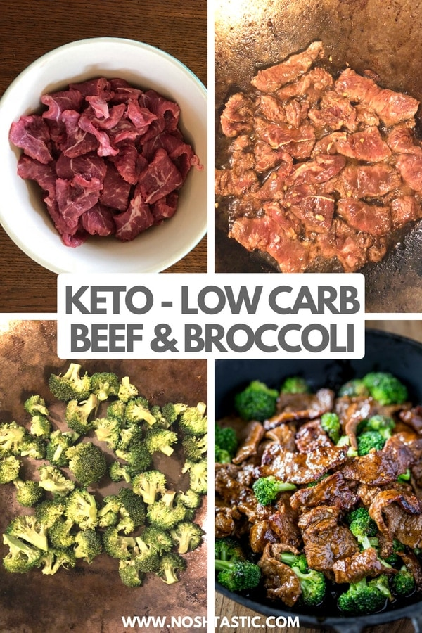 How to Make Low Carb Beef and Broccoli recipe