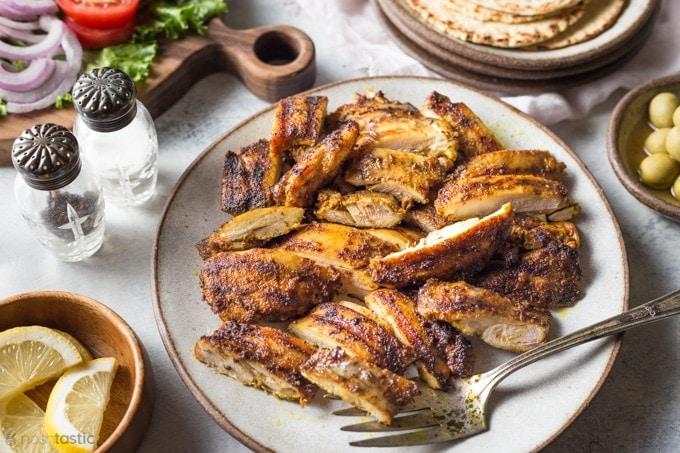 Chicken Shawarma Picture