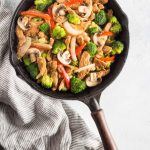 Keto Chicken Stir Fry