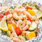 Shrimp Foil Packets Recipe