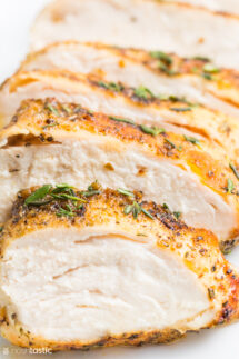 Air Fryer Chicken Breast Quick Easy And Delicious