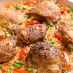 Arroz Con Pollo Recipe (Spanish Chicken and Rice)
