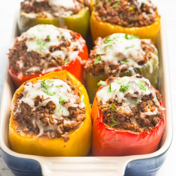 Keto Stuffed Peppers